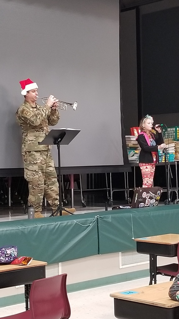 Holiday Trumpet Concert at SES!