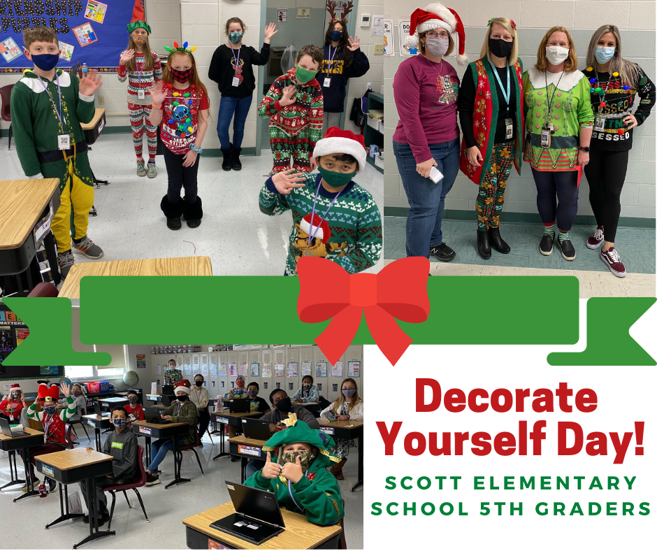 Decorate Yourself Day