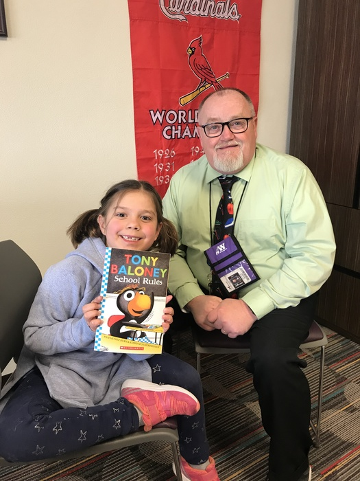 Reading with the Principal Reward