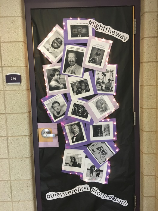 Black History Month Door Competition_2019