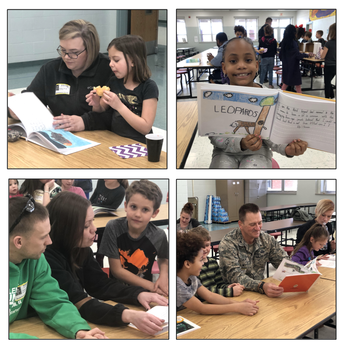 Mrs. Bassler's Class Publishes Book