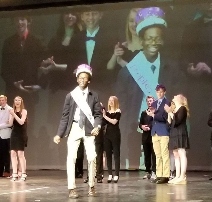 Mr. Mascoutah 2019 - Jovan Norris!