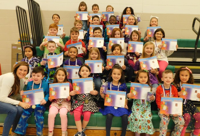 SES March 2019 Students of the Month