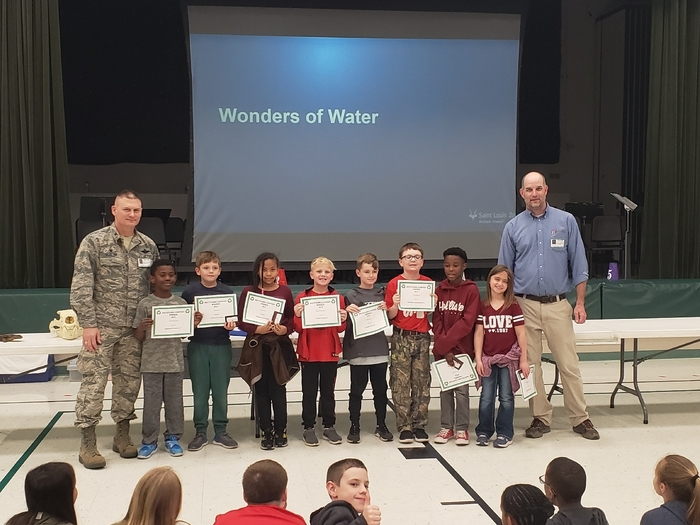 Recycling project winners