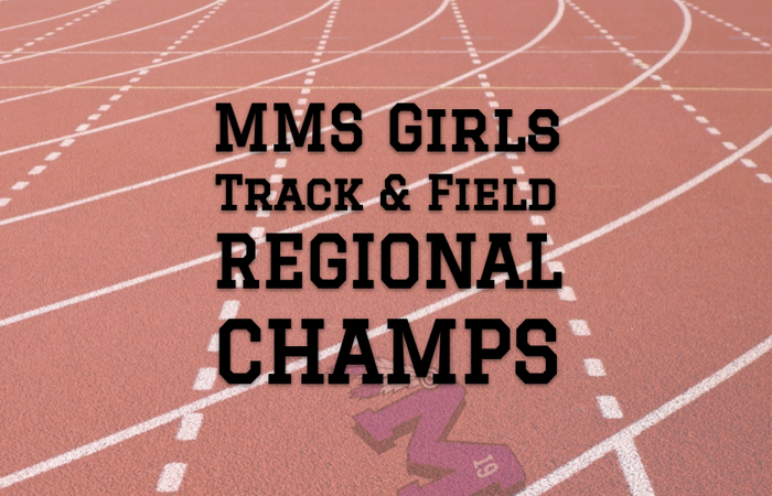 MMS Girls Are Regional Champs!