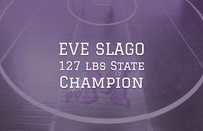 Eve Slago, Champion!