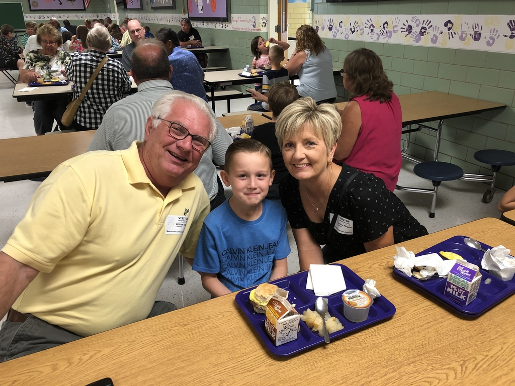 2nd Grade Grandparents Breakfast