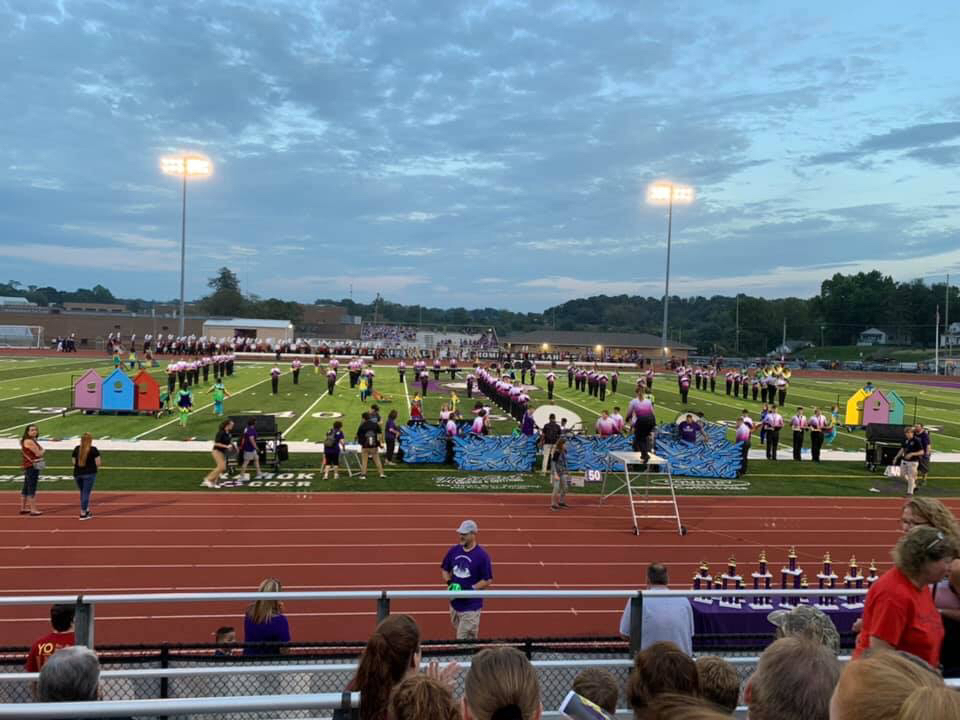 Mascoutah Marching Indians