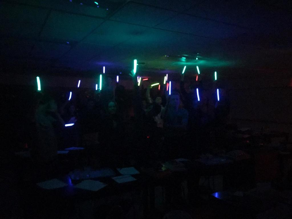 glow stick science