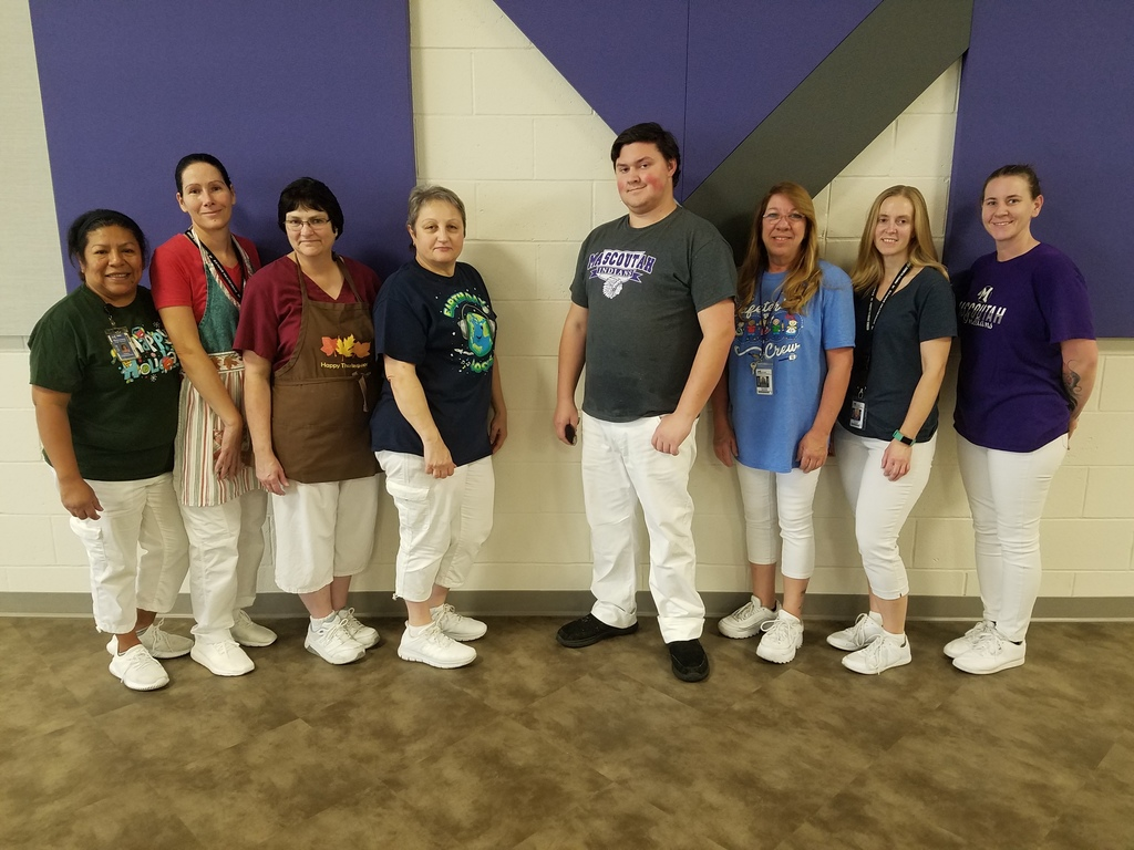 MMS Cafeteria Staff