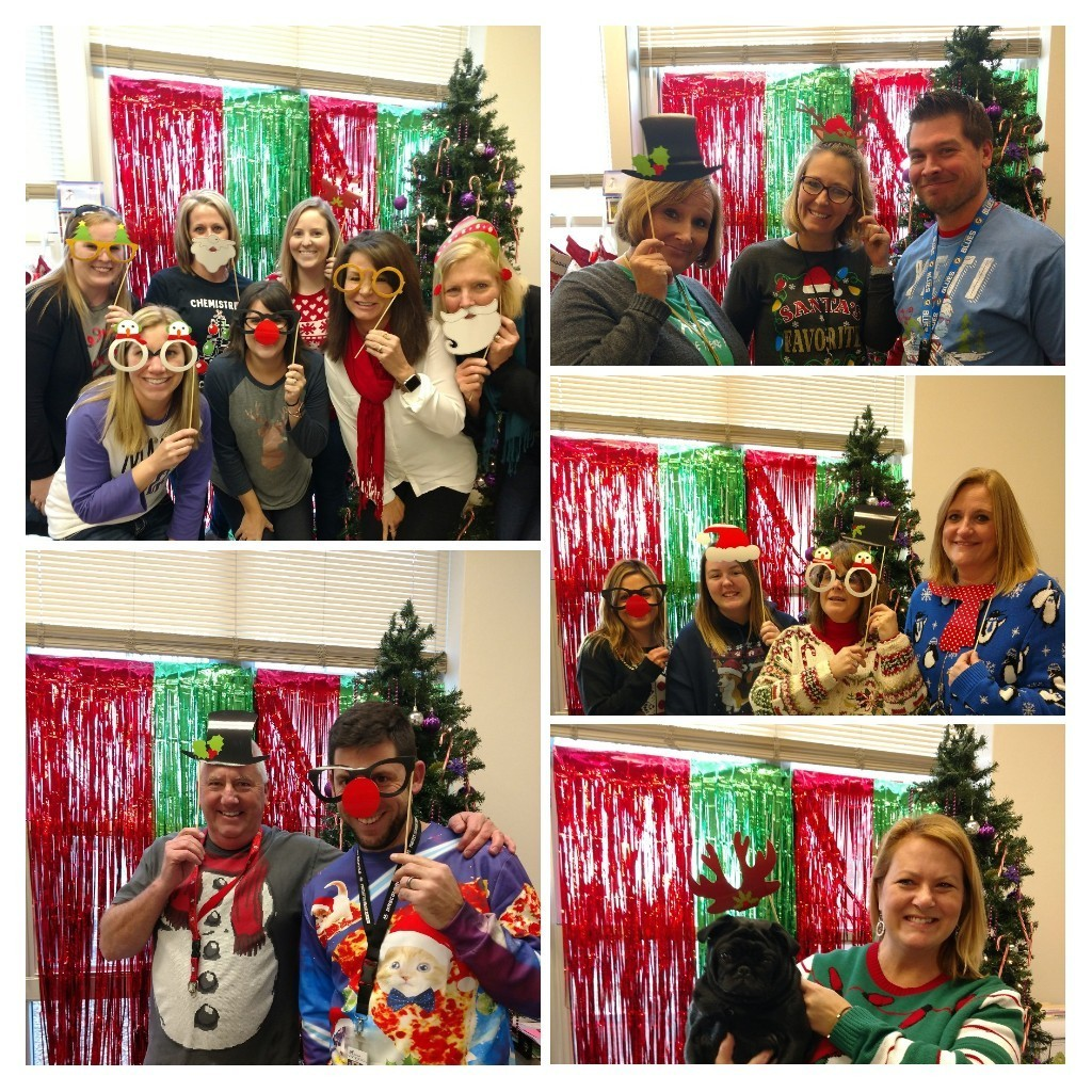 MMS staff holiday pictures