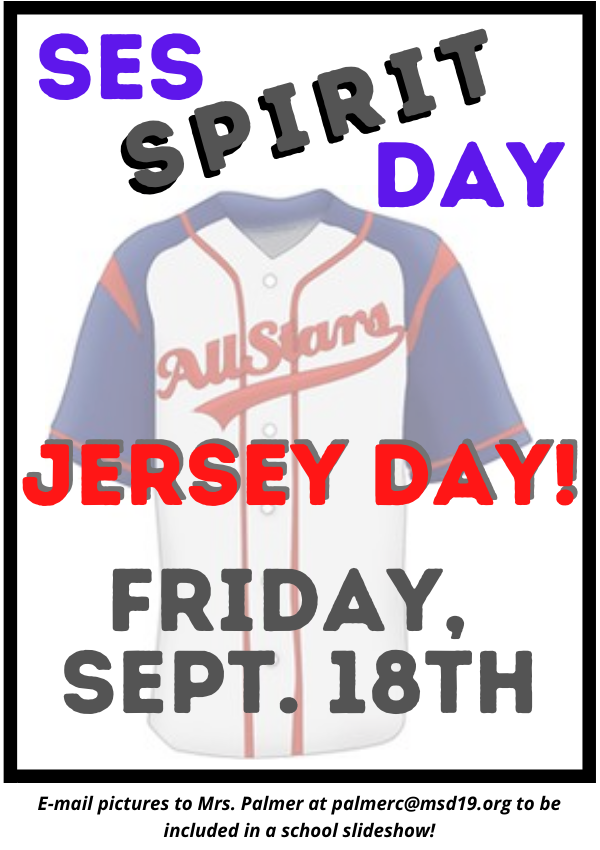 Spirit Day September