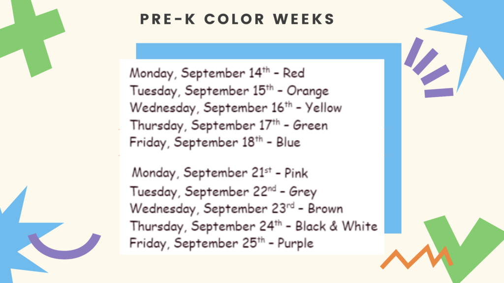 color week