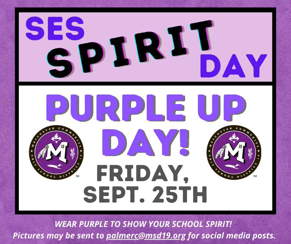 Sept 25 Purple Up